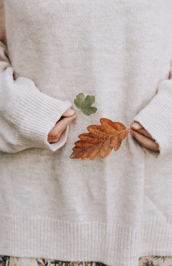 Depresión en otoño